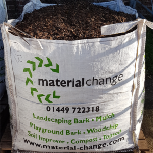 Compost and soil improver material change for Soil improver