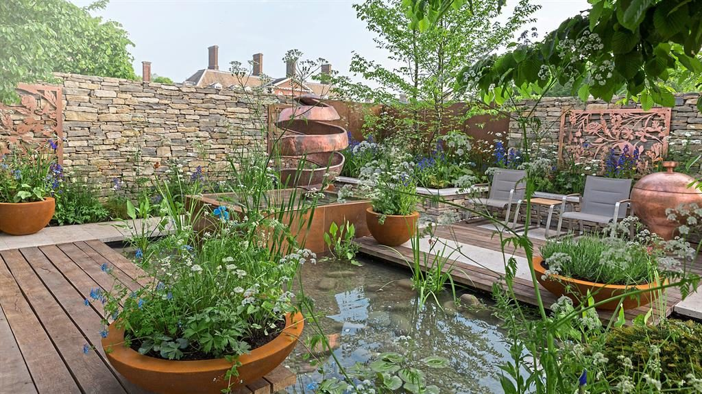 Chelsea Flower Show 2018 Best Space To Grow Garden The
